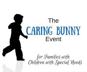 The Caring Bunny Event for Families with Children with Special Needs at Columbia Center Mall, Kennewick