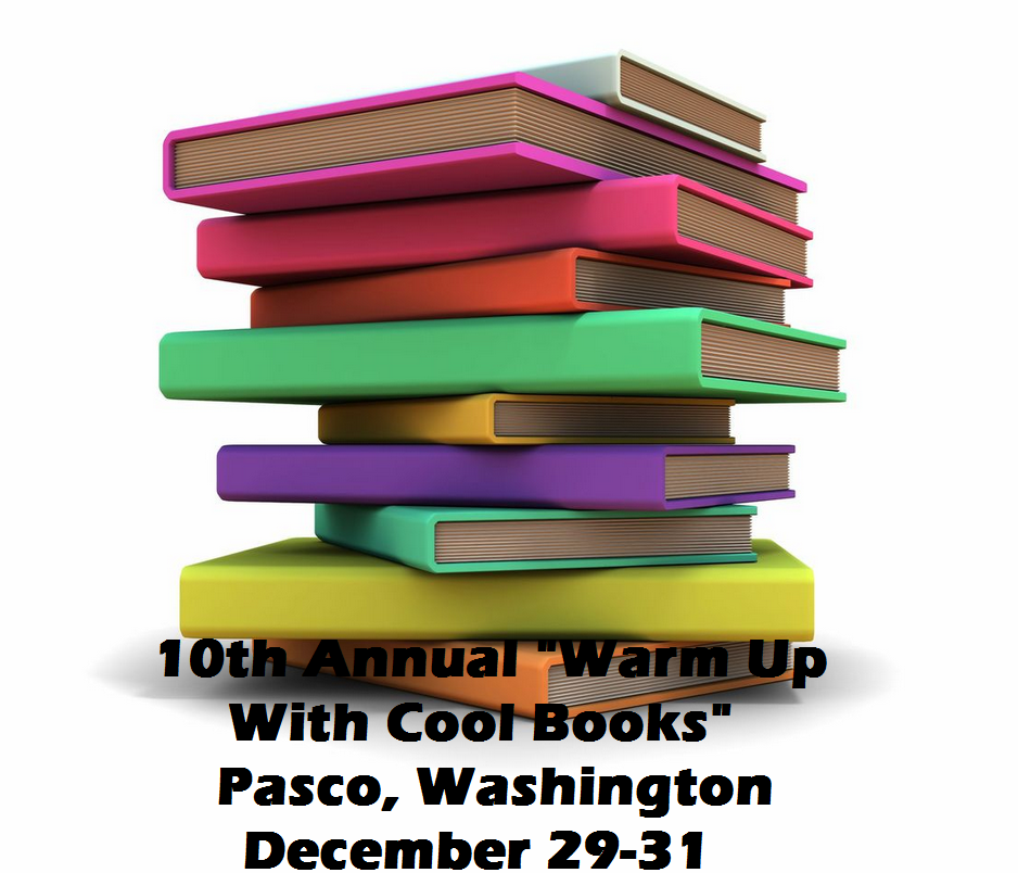 "10th Annual ""Warm Up With Cool Books"" In Pasco, Washington"