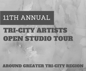 Tri-City Artists Open Studio Tour Around Greater Tri-City Region, Washington