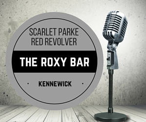 Scarlet Parke and Red Revolver Perform at The Roxy Bar: Eavesdrop on a Variety of Music Genre All in One Night | Kennewick