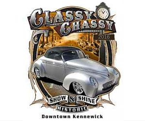 Classy Chassy Show and Shine: Feast Your Eyes on Cool Local Classic Cars | Historic Downtown Kennewick Partnership