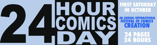 24 Hour Comics Day: An Annual Celebration of Comics Creation | Richland, WA