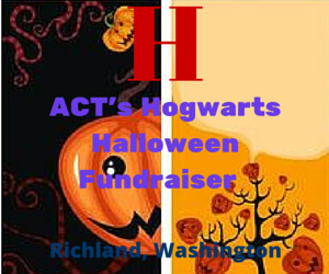 ACT's Hogwarts Halloween Fundraiser In Richland, Washington