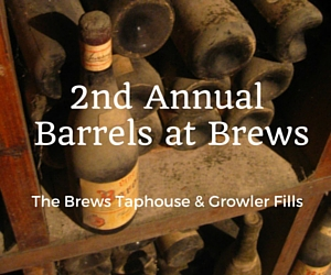 2nd Annual Barrels at Brews | Pasco, WA