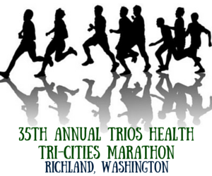 Annual Trios Health Tri-Cities Marathon Tri Cities, Washington