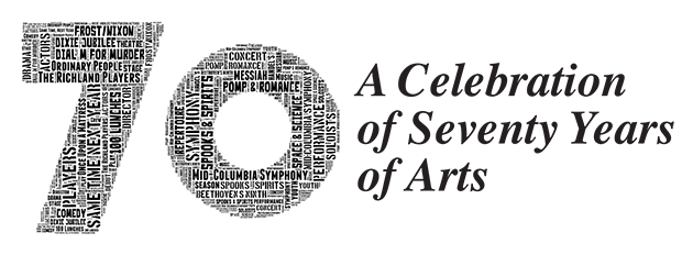 A Celebration Of Seventy Years Of Arts : The REACH In Richland, Washington