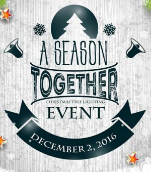 Collegium Café Presents A Season Together: Christmas Tree Lighting Event | Pasco, WA