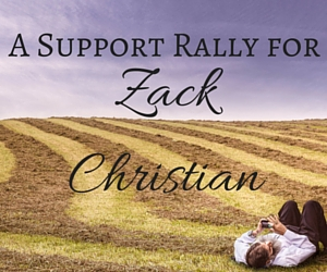A Support Rally for Zack Christian Who Has Large-Cell Neuroendocrine Carcinoma Tumor Stage 4 | Richland, WA