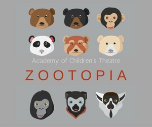 Academy of Children's Theatre Presents 'Zootopia' - Learning Zoo Critters Through Creative Drama | Richland, WA