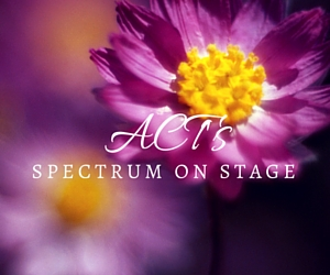 Academy of Children's Theatre ACT's Spectrum on Stage | Autism Acting Classes