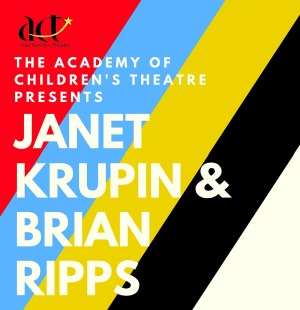 Masterclass with Broadway Actor Janet Krupin and Musician Brian Ripps at the Academy of Children's Theatre in Richland, WA