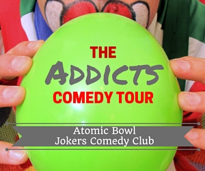 The Addicts Comedy Tour: Let Humor and Laughter Heal All Wounds |  Richland, WA