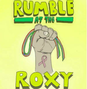 Rumble at the Roxy: A Fundraiser for Women Diagnosed with Cancer | Kennewick