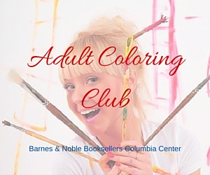 Barnes & Noble's Adult Coloring Club in Kennewick