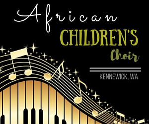 Three Reasons Why You Should Watch the African Children's Choir Concert at Kennewick High School