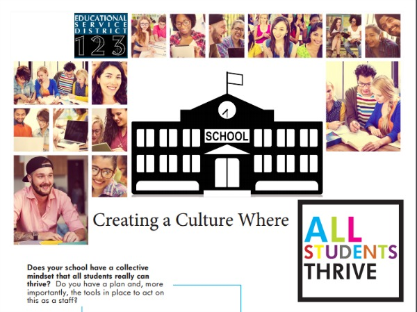 Creating a Culture Where All Students Thrive by Educational Service District 123 | Richland, WA