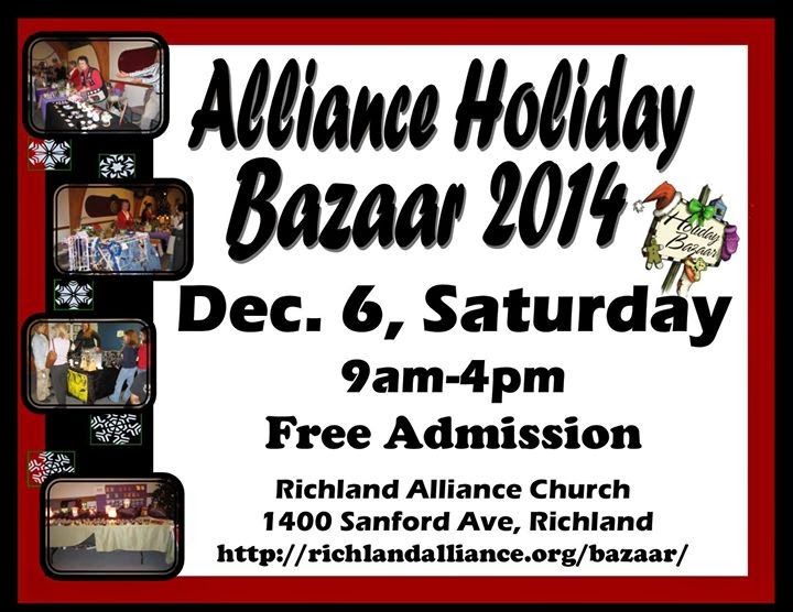Alliance Holiday Bazaar At The Richland Alliance Church, Washington