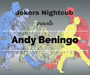 Jokers Night Club presents Andy Beningo | Richland, WA