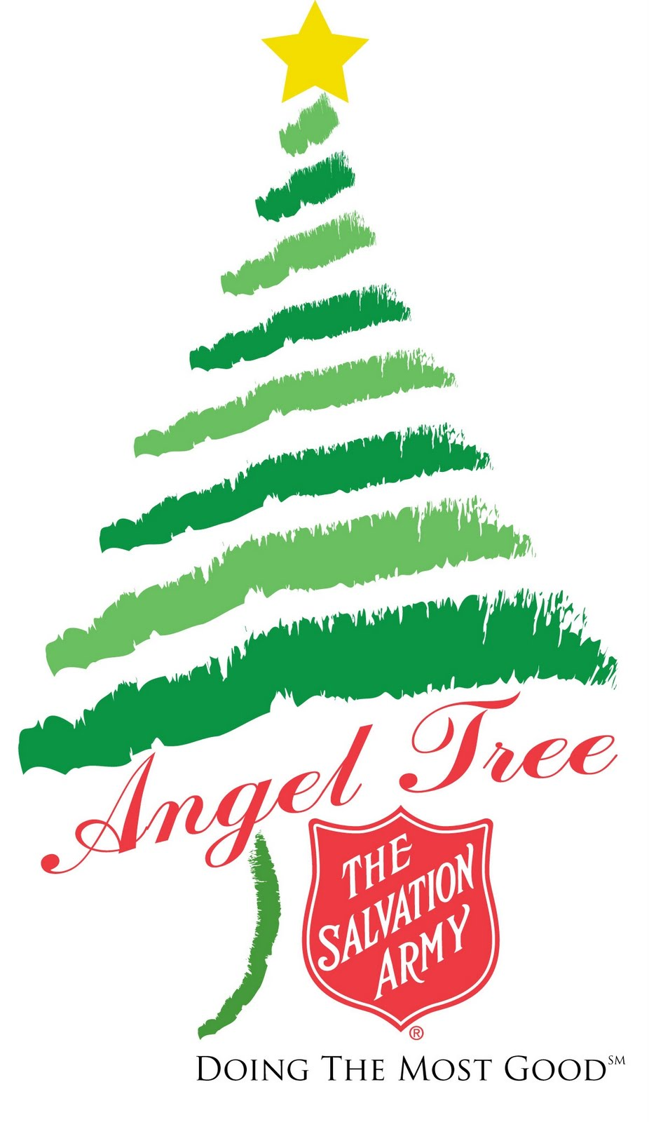 Salvation Army Angel Tree At The Columbia Center Kennewick, Washington