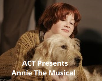 ACT Presents Annie The Musical In Richland, Washington