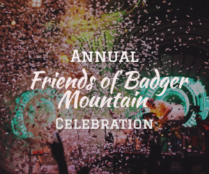 Annual Friends of Badger Mountain Celebration - A Festivity That Centers in the Badger Ridge Preservation | Richland, WA