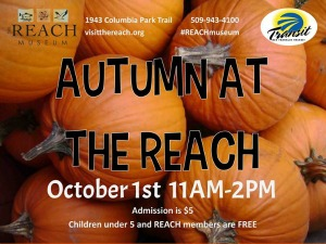 Autumn at The REACH | Learn and Have Fun This Season at the Hanford Reach Interpretative Center | Richland, WA