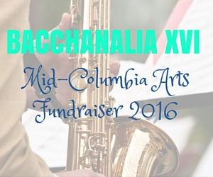 BACCHANALIA XVI - Mid-Columbia Arts Fundraiser | Kennewick