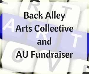 Back Alley Arts Collective and AU Fundraiser: Book Sale, Bike Culture Promotion and More! | Adventures Underground in Richland, WA