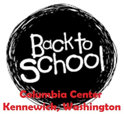 Columbia Center's Back to School Event In Kennewick, Washington