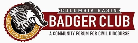 Discussion: Columbia Badger Club - Mental Health And Public Safety Pasco, Washington