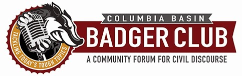 Columbia Badger Club Lunch Forum At The Richland Red Lion Richland, Washington