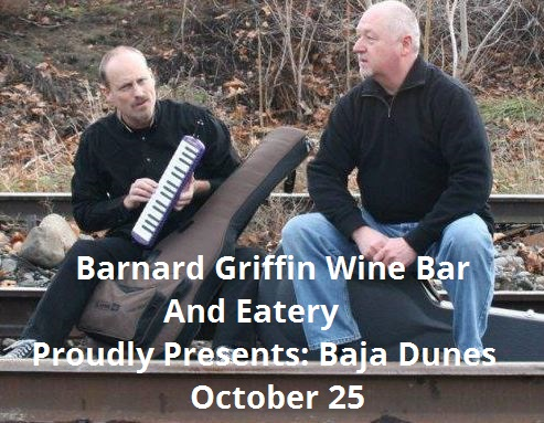 Barnard Griffin Wine Bar And Eatery Proudly Presents: Baja Dunes Richland, Washington
