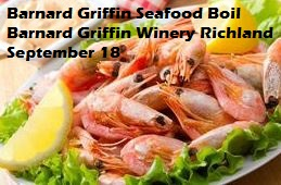 Barnard Griffin Seafood Boil At The Barnard Griffin Winery Richland Washington