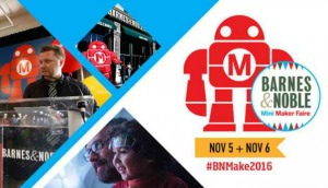 Barnes and Noble's 2nd Annual Mini Maker Faire: A Virtual Reality Spree | Kennewick