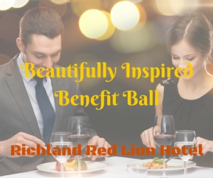 Beautifully Inspired Benefit Ball | Richland, WA