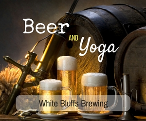 Beer & Yoga at White Bluffs Brewing: The Superb Venue to Unwind | Richland, WA