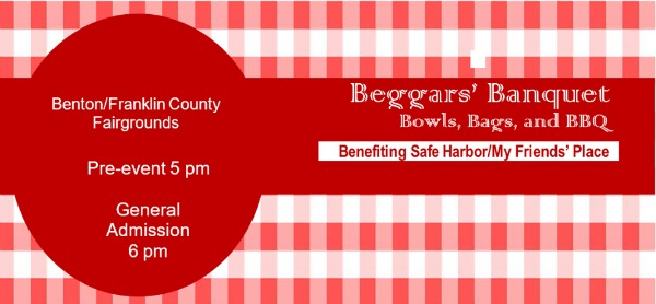 Beggars' Banquet 2016: An Annual Fundraiser Benefiting the Safe Harbor Support Center in Kennewick