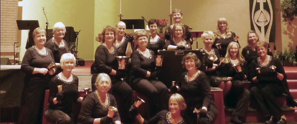 Samplers- Bells Of The Desert Handbell Choir Fundraiser In Richland, Washington