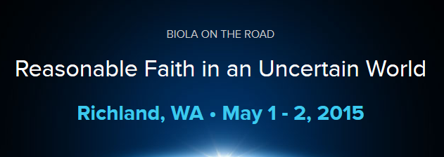 Reasonable Faith In An Uncertain World Bethel Church Richland, Washington