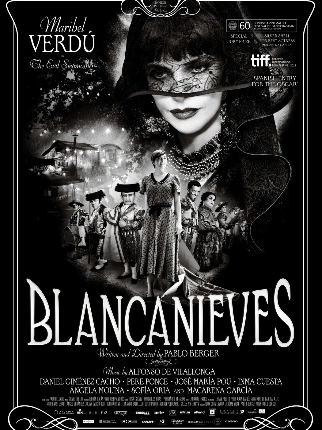 Battelle Film Club - Blancanieves At Battelle Auditorium Richland, Washington