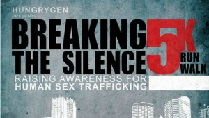 Breaking the Silence: 5K Run/Walk - Raising Awareness for Human Sex Trafficking | Richland, WA