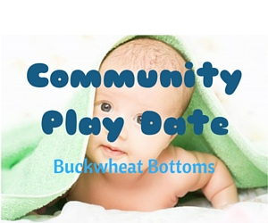Buckwheat Bottoms Community Play Date: Broaden the Little One's Horizon in a Different Environment | Richland, WA