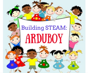 Building STEAM Presents Arduboy: Offering An Open Platform to Play and Share Games at Richland Washington Public Library