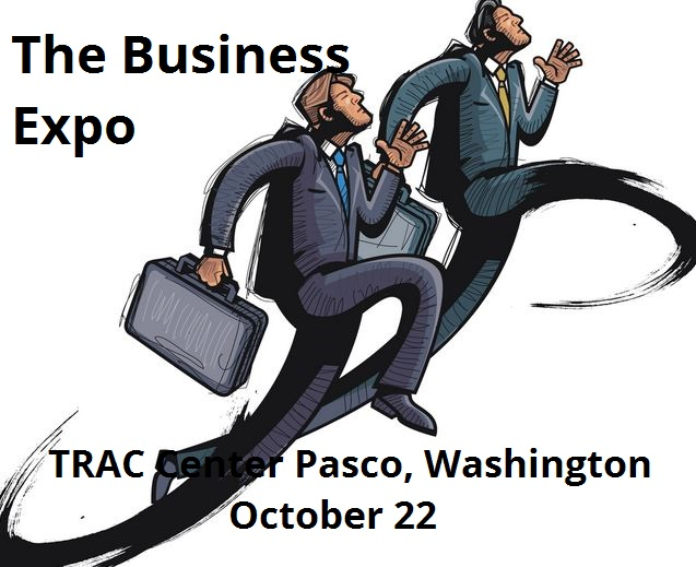 The Business Expo At TRAC Center In Pasco, Washington