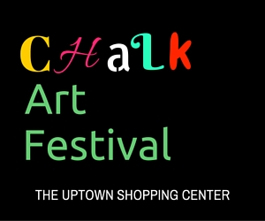 Chalk Art Festival: Expressing Oneself Through a Free-Form Art at The Uptown Shopping Center | Richland, WA