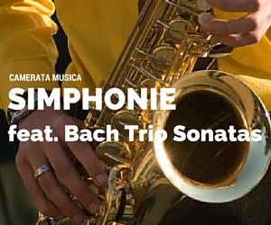 Camerata Musica - Simphonie: Lend an Ear to Beautiful Bach Trio Sonatas Music at Battelle Auditorium | Richland, WA