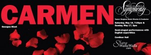 "Bizet's ""Carmen"" At Cordiner Hall Walla Walla, Washington"