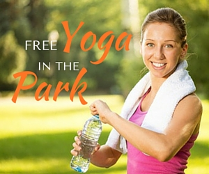 Free Yoga in the Park by Northwest Paddleboarding: Turning Howard Amon Park Into a Fitness Haven | Richland, WA