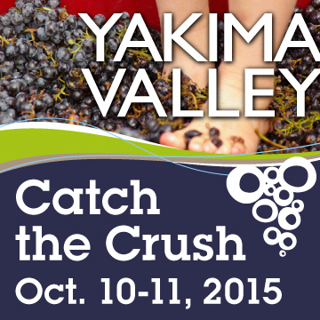 Annual Catch The Crush Weekend 14 Hands Winery Prosser, Washington