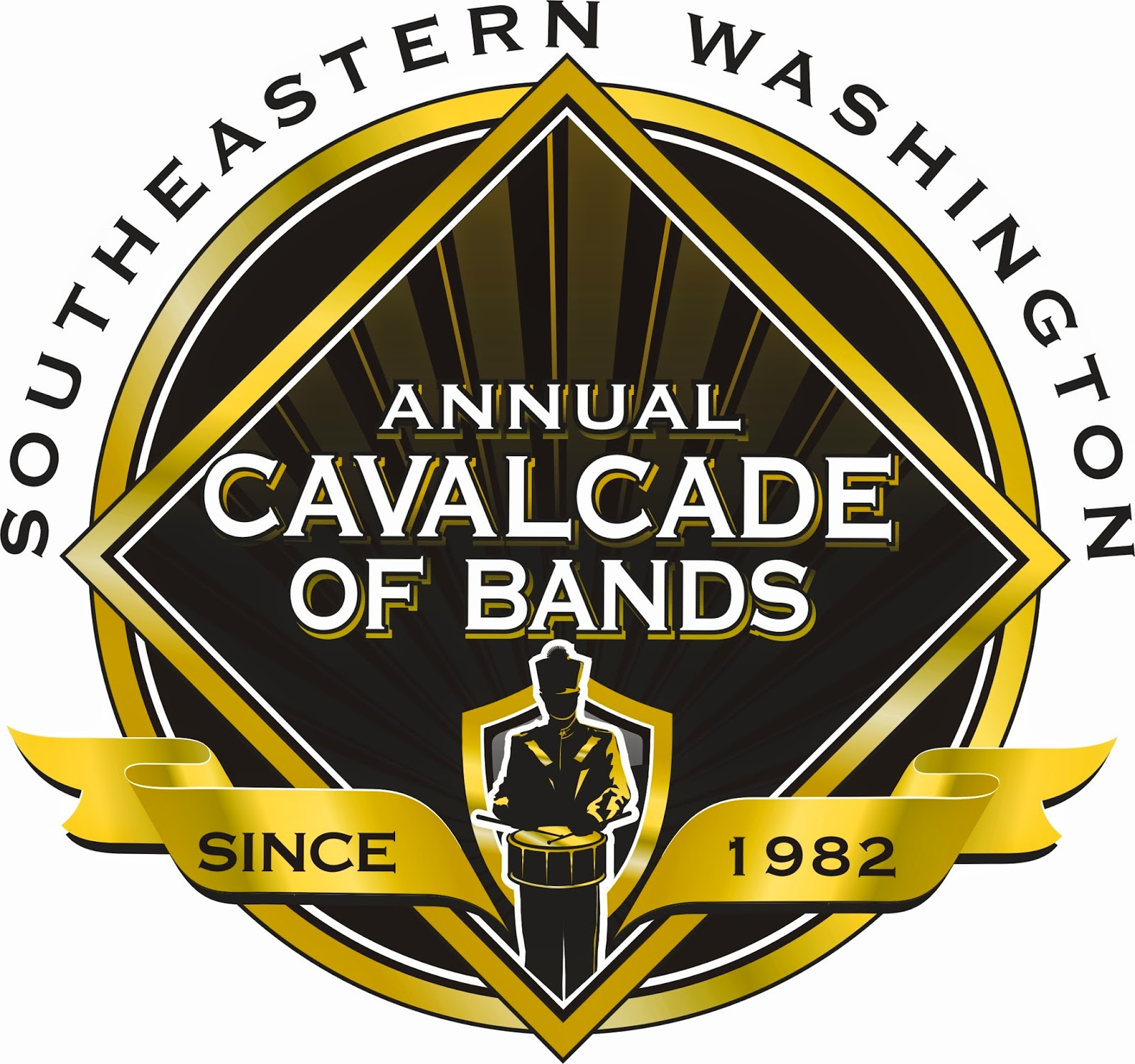 Cavalcade Of Bands Edgar Brown Memorial Stadium In Pasco, Washington